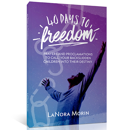 40 Days to Freedom – Paperback