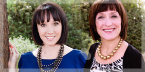Melanie Ross and LaNora Morin- Certified LIfe Coaches